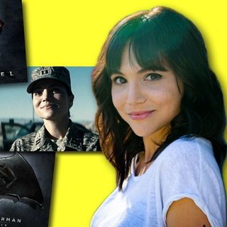 #275: Actress and Filmmaker Christina Wren from Man of Steel and Batman v Superman!