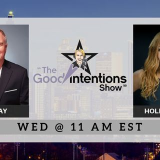 The Good Intentions Show: Healing The Trauma