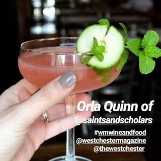 Bartender Shake-Off with Orla Quinn of Saints & Scholars