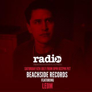 Beachside Records Radioshow Episode # 018 by Leom