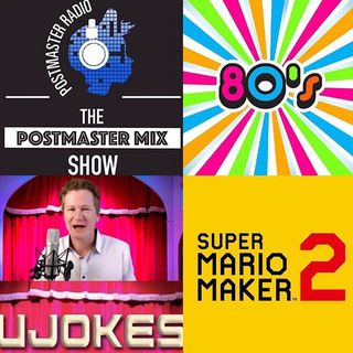 The Postmaster Mix: 80's Edition Part 1
