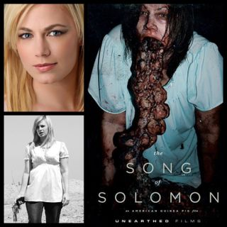 Jessica Cameron (SONG OF SOLOMON, TRUTH OR DARE) Interview