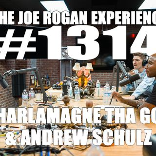 #1314 - Charlamagne tha God & Andrew Schulz