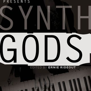 92 - Ernie Rideout of Keyboard Magazine - Synth Gods Book