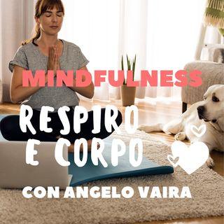 Meditazione su Respiro e Corpo con Angelo Vaira