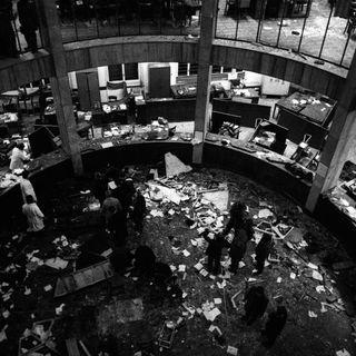 La strage di Piazza Fontana (cronaca audio archivi Rai)