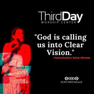 Sunday Message -Pastor/Author Reina Olmeda