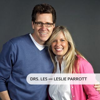 Dr. Les and Leslie Parrott - Healthy Me, Healthy Us Book
