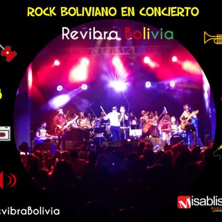 Revibra Bolivia, blues y rock con Mandibula