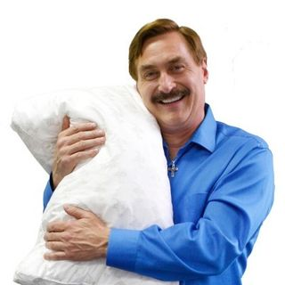Steve Blue Transform Ignite Disrupt Podcast Episode 12 - Interview with Michael J. Lindell inventor and CEO of My Pillow, Inc.