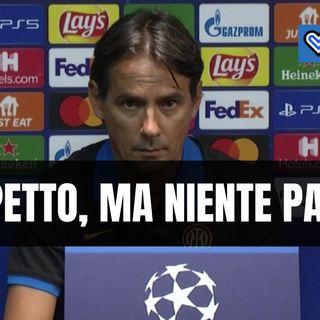 Rivivi la conferenza stampa di Inzaghi e Handanovic in un minuto