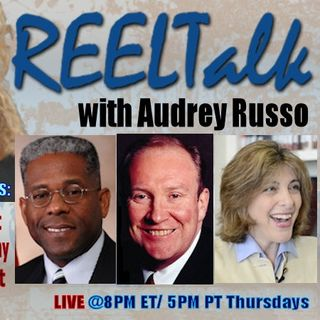 REELTalk: LTC Allen West, Author Andrew McCarthy and Author Diana West