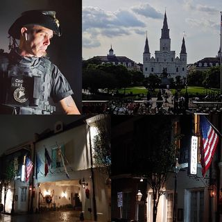 Ep. 397 - Ghost Hunting New Orleans and Beyond
