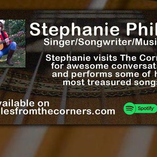 Stephanie Phillips, Singer-Songwriter-Musician