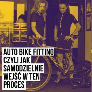 Auto bike fitting, czyli jak samodzielnie wejść w ten proces - Tamara Górecka-Werońska [S02E15]