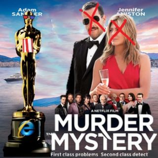 Murder Mystery - Recensione film Netflix - Cinema Explorer #7