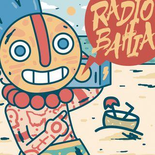 Inauguración de Radio Bahía en Radio Pocajú Internacional