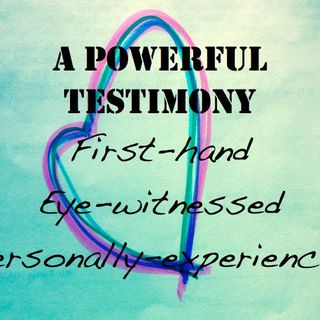 Do's and Don'ts of Testimony