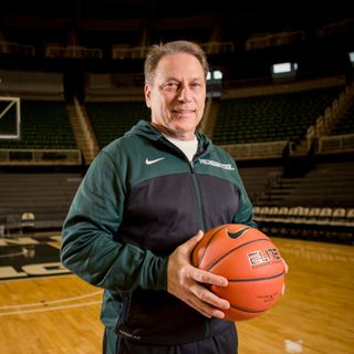 Tom Izzo - Michigan State Basketball Head Coach (6/22/18)