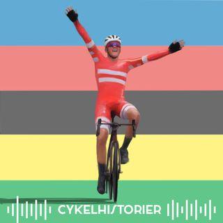 EP11 En hård hund fra Tølløse · Mads Pedersen · VM i landevejscykling, Yorkshire 2019