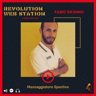 INTERVISTA FABIO SIFANNO - MASSAGGIATORE SPORTIVO