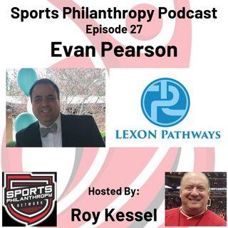 EP27: Evan Pearson, Lexon Pathways