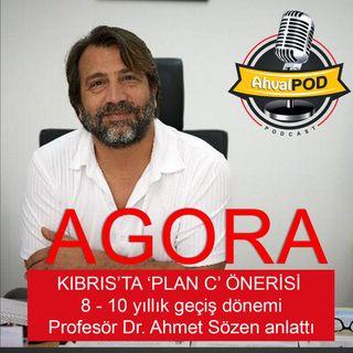 Kıbrıs'ta Plan C önerisi: 8-10 yıllık geçiş dönemi - Profesör Ahmet Sözen anlattı