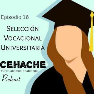 16 Seleccion Vocacional  CeHache