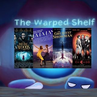 The Warped Shelf - Movie Musicals