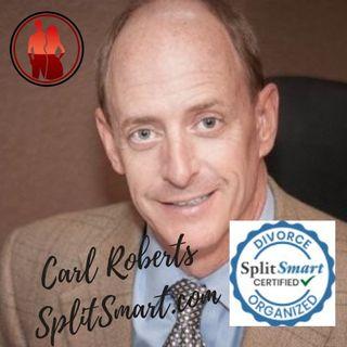 Carl Roberts, SplitSmart.com  - Reduce Conflict When Divorcing with Kids