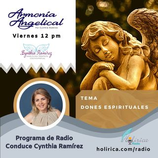 Armonía Angelical Dones Espirituales