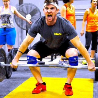 Episode 5- Cameron Brown. Nationally qualified weightlifter and Junior National Coach.