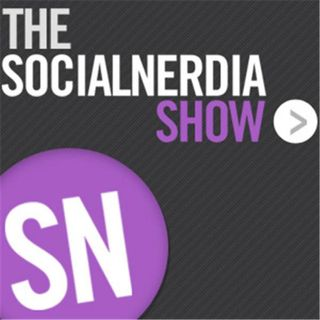 The Social Nerdia Show!#33 - giffgaff Head of Experience Robbie Hearn