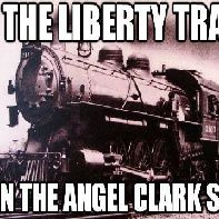 Angel Clark Show W/ The Liberty Train