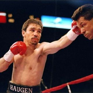 Inside Boxing Daily: Guest boxing legend Greg Haugen