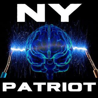 NY Patriot W/ Believing the Bizarre