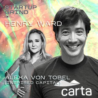 The Art of Being A Founder with Henry Ward