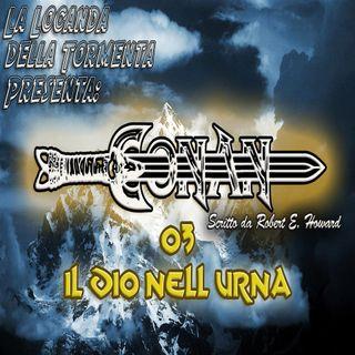 Audiolibro Conan 03- Il Dio nell'urna