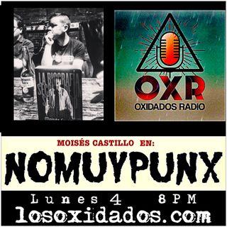 NoMuyPunx con Moisés Castillo