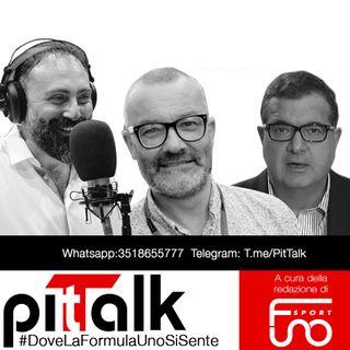 Pit Talk - F1 - Delusione Ferrari