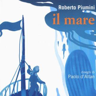 """Roberto Piumini """"Il mare"""""""