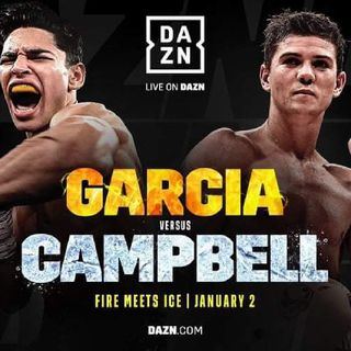 Big Fan Boxing Card Headlined By Ryan Garcia Vs Luke Campbell For Interim WBC Lightweight Title