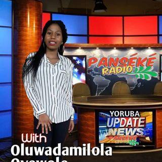 Latest News Update in Yoruba