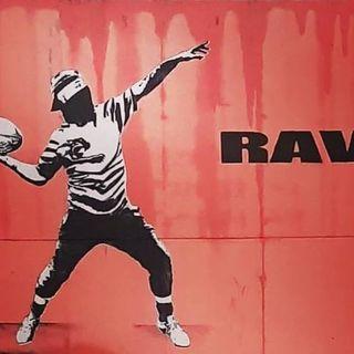 Lo sport è resistenza: stadio di rugby, da Evyrein e Shife un tributo a Bansky grazie al Comune