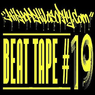 Beat Tape #19 - HipHop Philosophy Radio
