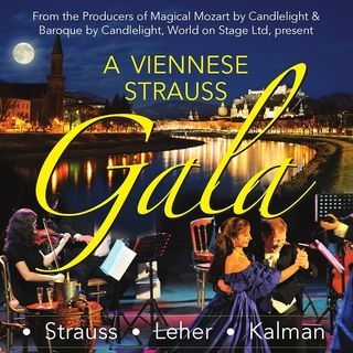 Maria Kessleman is part of the Viennese Strauss Gala
