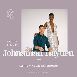 S05 Episode 254 | Johnathan Hayden on using a brand as an experiment, questioning ownership over one's trash & how augmented reality could i