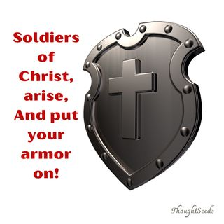"""Episode 112: """"Soldiers of Christ, Arise"""""""