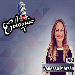 Episodio 64: Vanessa Marzán