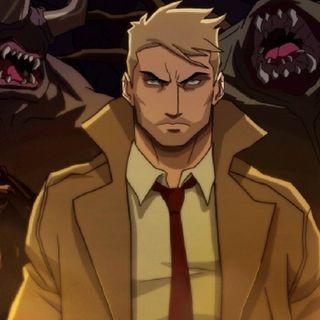 Hero History- Constantine